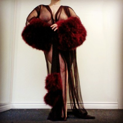 Catherine D'Lish's Dressing Gown