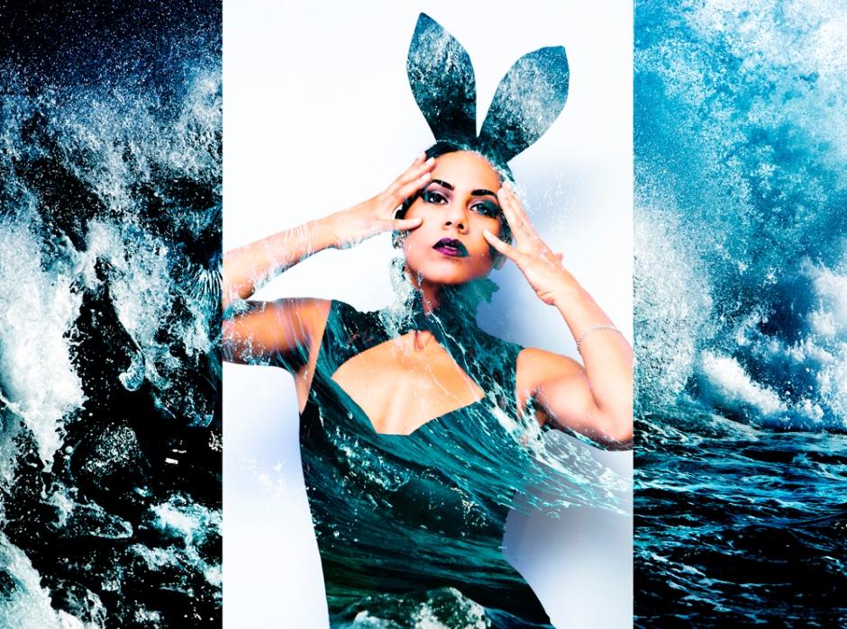 bunny-water